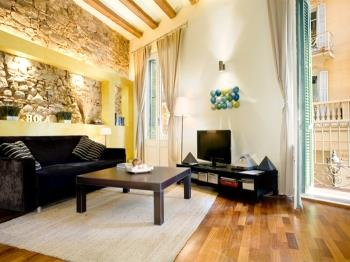 Apartment in the centre in the Gothic Quarter